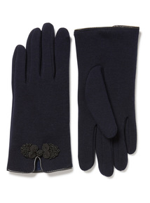 Applique Detail Gloves