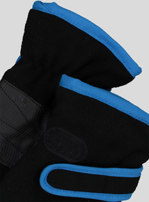 3M Thinsulate Black Fleece Gloves (1-12 years)