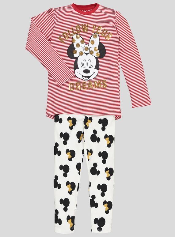 f36d6b161c Kids Disney Minnie Mouse Pyjamas (18 months-12 years)