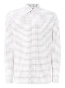 White Check Tattershall Shirt
