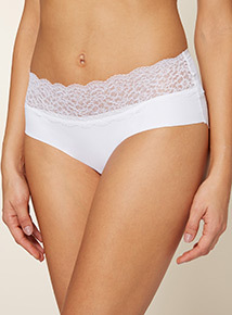 3 Pack No VPL Lace Shorts