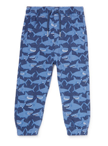 Blue Shark Joggers (9 months-6 years)