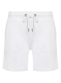 Cotton Drawstring Shorts