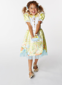Yellow Gingham Goldilocks Costume (3-10 years)