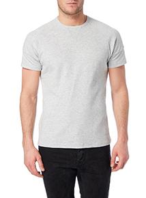 Grey Raglan Sweat T-shirt