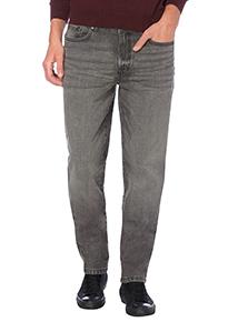 Grey Slim Wash Jeans