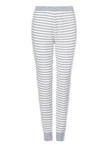 Stripe Pyjama Jogger