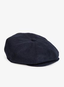 Navy Baker Boy Hat (1-13 years)