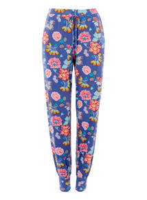 Multicoloured Floral PJ Trousers