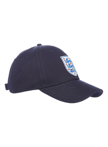 Navy England Cap