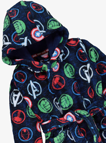 Marvel Avengers Dressing Gown (3-12 Years)