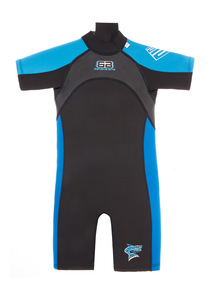 Kids Blue Short Wetsuit (3-12 years)