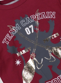 Harry Potter Quidditch Team Captain Pyjama Set (3-12 years)