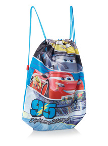 Multicoloured Disney Cars Swim Bag
