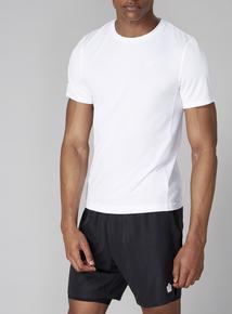 Admiral White Mesh T-shirt