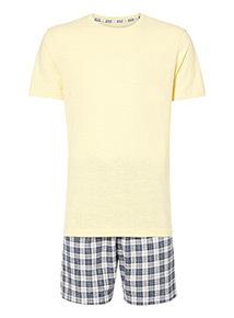Yellow Pyjama Set