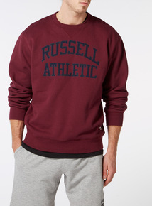 Russell Athletic Burgundy Sweatshirt