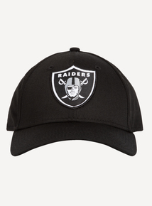 NFL Black Oakland Raiders Cap