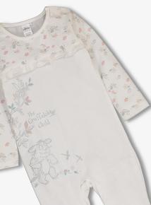 The Gruffalo Cream Sleepsuit (Newborn - 24 months) e9afd46dbb64
