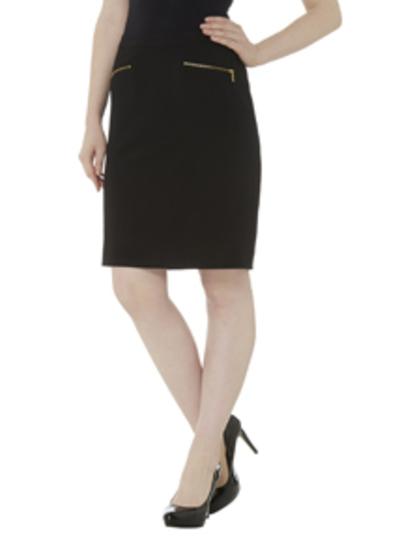 womens black pencil skirt tu clothing