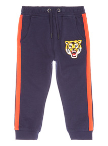 Navy Taped Tiger Joggers (9 months-6 years)