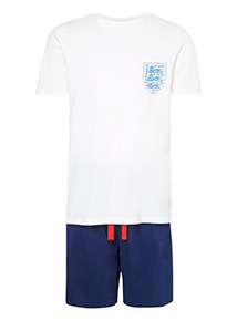 World Cup England Pyjama Set