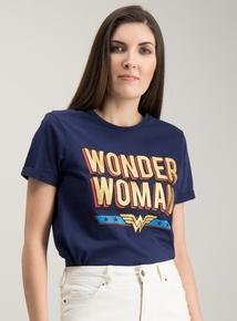 393b83b683 Wonder Woman Navy T-Shirt