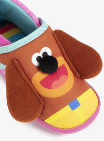 78332959d7ba Hey Duggee Multicoloured Slippers (4 Infant - 12)