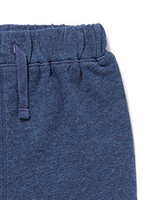 2 Pack Blue and Grey Shorts (0-24 months)