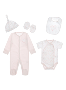 Pink Starter Set (0-6 months)
