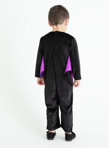 Halloween Fangtastic Bat All in One (0 - 4 Years)