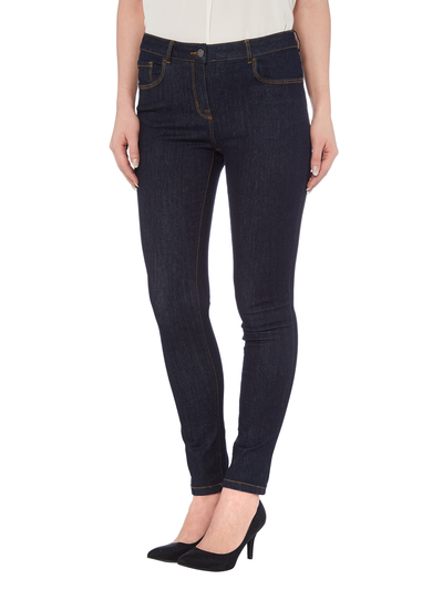 Womens Gok Indigo Denim Skinny Jeans | Tu clothing