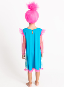 Trolls Poppy Blue Costume (1-8 years)