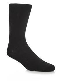 Black Cotton Socks 3 Pack