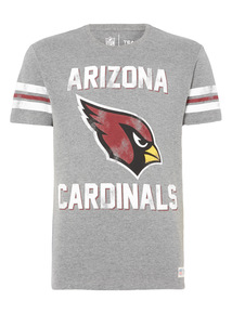 Grey NFL Arizona Cardinals Tee