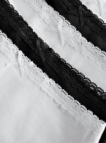Black & White Shorts 5 Pack (5-14 years)