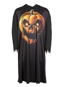 Online Exclusive Pumpkin Reaper Robe Adult Halloween Outfit (Onesize)
