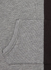 Black and Grey Awesome Hooded Sweat (3-14 years)