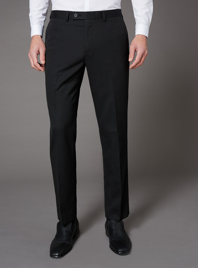 on feet at sports shoes clients first SKU BLACK GAB TROUSER:Black