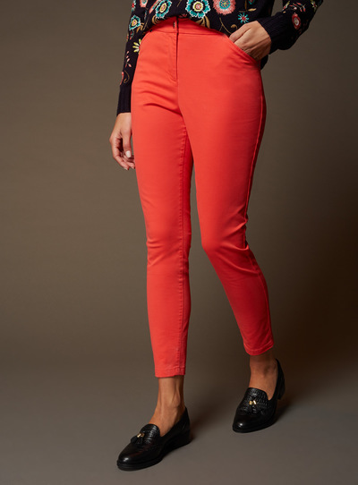 Premium Coral Soft Touch Trousers