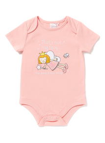 Pink Thats Not My Fairy Bodysuit (Newborn-24 months)