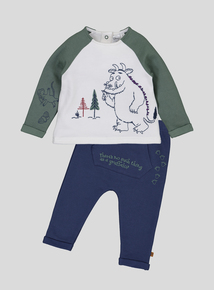 The Gruffalo Multicoloured Top & Jogger Set (0-24 months)