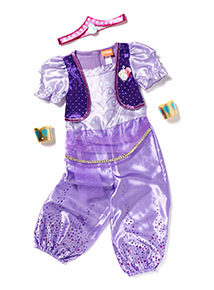 Purple Shimmer Costume (2-6 years)