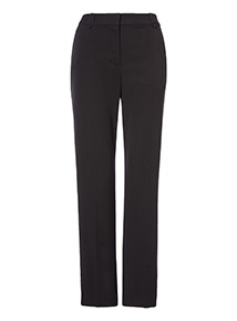 PETITE Online Exclusive Black Slim Leg Trouser