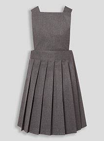 Grey Tabard Pinafore (3-12 years)