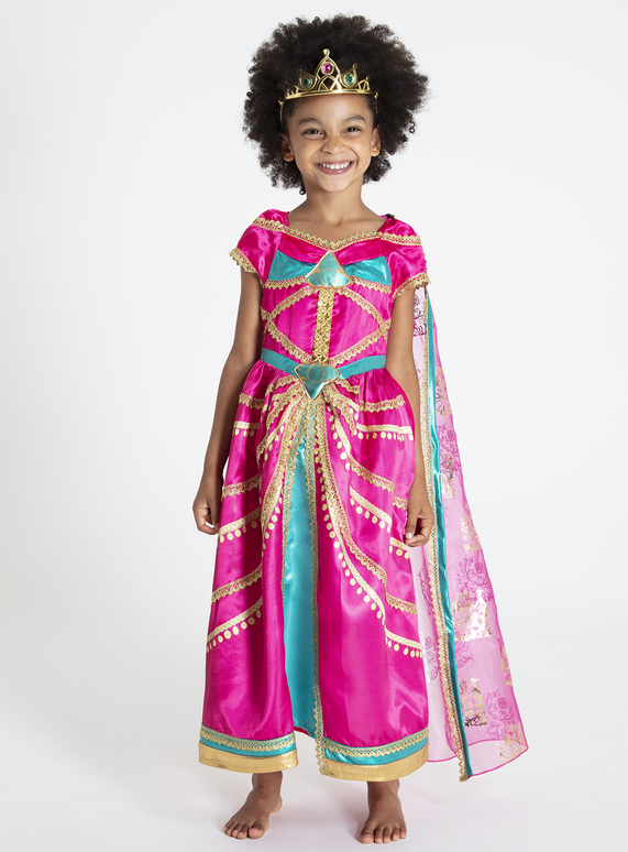 Fancy Dress Online Exclusive Disney Aladdin Princess
