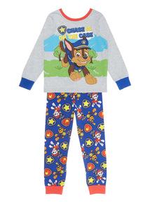 Kids Grey Paw Patrol PJ Set (1 - 7 years)