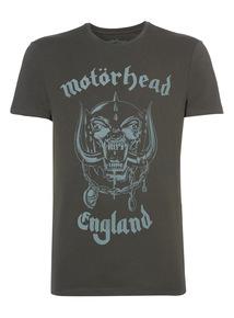 Black Motörhead Licence Tee