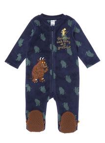 Navy Gruffalo Sleepsuit