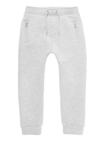 Grey Lightning Embossed Jogger (9 months-6 years)